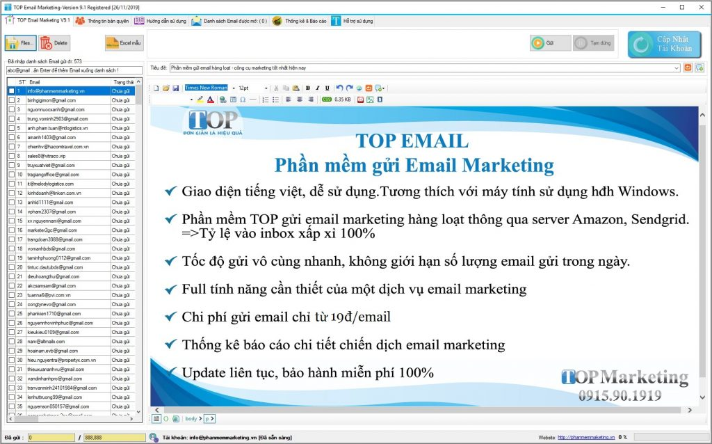 giao-dien-phan-mem-gui-email-marketing-top-email